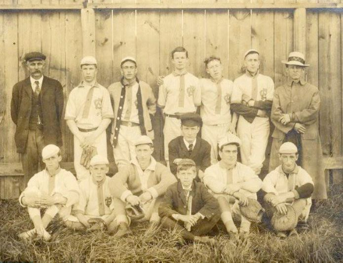 Carleton Place Baseball Team (1912)