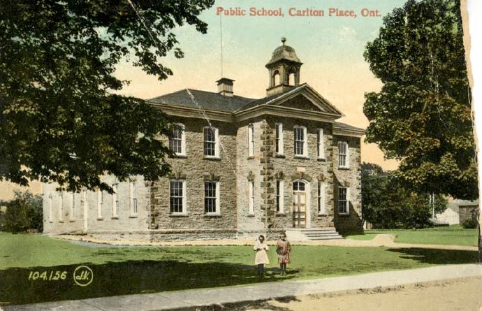 Central School in Carleton Place, Ontario