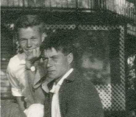 Roy Brown and Stearne Tighe Edwards (1915)