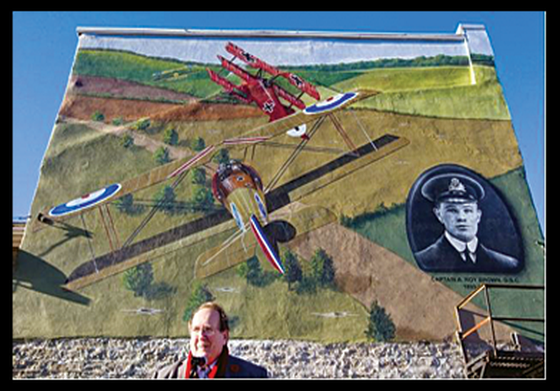 Mural Dedication Fall of 2013 (Photos by Wayne Cuddington, Ottawa Citizen)