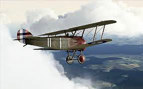 Sopwith Camel Airplane